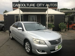 2007 Toyota Aurion GSV40R Prodigy Silver 6 Speed Auto Sequential Sedan.