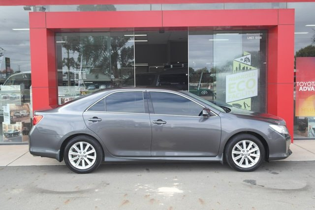 Pre-Owned Toyota Aurion GSV50R AT-X Swan Hill, 2016 Toyota Aurion GSV50R AT-X Grey 6 Speed Sports Automatic Sedan