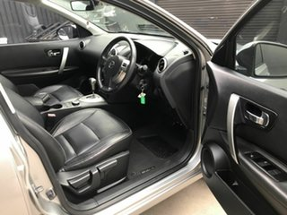 2008 Nissan Dualis J10 TI (4x4) Silver 6 Speed CVT Auto Sequential Wagon
