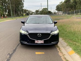 2018 Mazda 6 6C MY17 (gl) Touring Blue 6 Speed Automatic Sedan