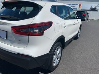 2019 Nissan Qashqai J11 Series 2 ST X-tronic White 1 Speed Constant Variable Wagon