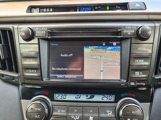 2014 Toyota RAV4 ASA44R MY14 Cruiser AWD Bronze 6 Speed Sports Automatic Wagon