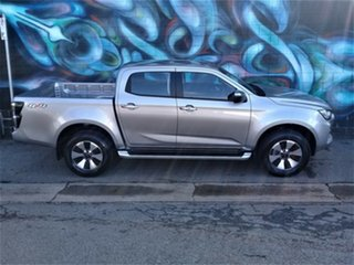 2020 Isuzu D-MAX RG MY21 LS-U Crew Cab Mercury Silver 6 Speed Sports Automatic Utility.