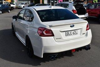 2016 Subaru WRX V1 MY16 Premium AWD White 6 Speed Manual Sedan.