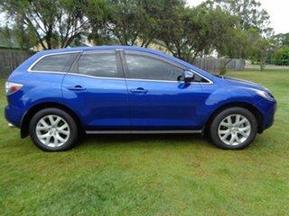 2008 Mazda CX-7 ER1031 MY07 Classic Blue 6 Speed Sports Automatic Wagon.