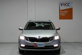 2019 Skoda Octavia NE MY19 110TSI DSG Silver 7 Speed Sports Automatic Dual Clutch Wagon