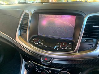 2013 Holden Ute VF MY14 SS V Ute Black 6 Speed Manual Utility