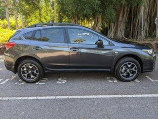 2018 Subaru XV G5X MY18 2.0i Lineartronic AWD Grey 7 Speed Constant Variable Wagon.