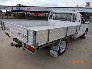 2007 Mazda BT-50 B2500 DX 5 Speed Manual Cab Chassis
