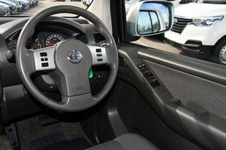 2015 Nissan Navara D40 S9 Silverline SE Silver 5 Speed Automatic Utility