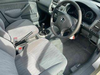 2005 Honda Civic 7th Gen GLi Silver 5 Speed Manual Sedan
