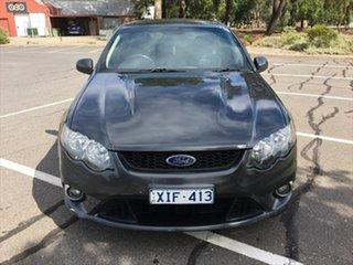 2009 Ford Falcon FG XR8 Grey 6 Speed Sports Automatic Sedan.