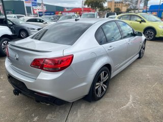2015 Holden Commodore VF MY15 SS Storm Silver 6 Speed Sports Automatic Sedan