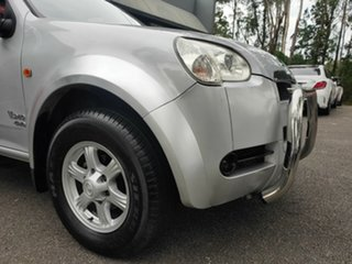 2012 Great Wall V240 K2 MY12 Metallic Silver 5 Speed Manual Cab Chassis