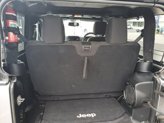 2014 Jeep Wrangler JK MY2014 Sport Silver 6 Speed Manual Softtop