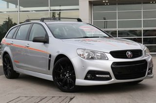 2015 Holden Commodore VF MY15 SS V Sportwagon Sandman Silver 6 Speed Sports Automatic Wagon