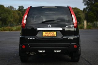 2012 Nissan X-Trail T31 Series IV ST 2WD Black 6 Speed Manual Wagon