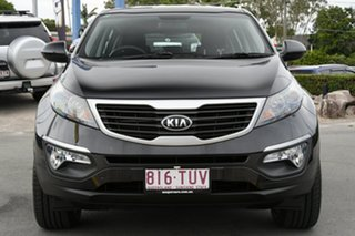 2013 Kia Sportage SL Series II MY13 SI Black 6 Speed Sports Automatic Wagon