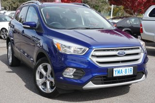 2017 Ford Escape ZG Trend Blue 6 Speed Sports Automatic SUV.