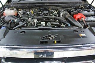 2017 Ford Ranger PX MkII MY18 XLT 3.2 Hi-Rider (4x2) Black 6 Speed Automatic Crew Cab Pickup