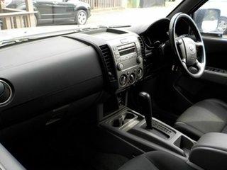2010 Mazda BT-50 UNY0E4 DX 4x2 Silver 5 Speed Automatic Utility