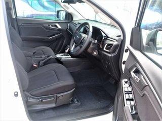 2020 Isuzu D-MAX RG MY21 LS-U Crew Cab Marble White Pearl 6 Speed Sports Automatic Utility
