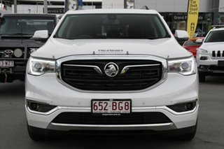 2019 Holden Acadia AC MY19 LTZ-V AWD White 9 Speed Sports Automatic Wagon
