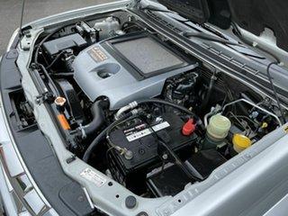 2010 Isuzu D-MAX LS-U Silver 4 Speed Automatic Dual Cab