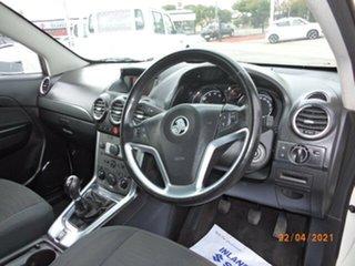 2011 Holden Captiva CG Series II 5 (FWD) 6 Speed Manual Wagon