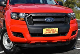 2017 Ford Ranger PX MkII 2018.00MY XL Red 6 Speed Sports Automatic Utility