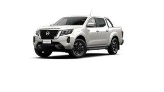 2021 Nissan Navara D23 MY21 ST-X 4x2 White Pearl 7 Speed Sports Automatic Utility