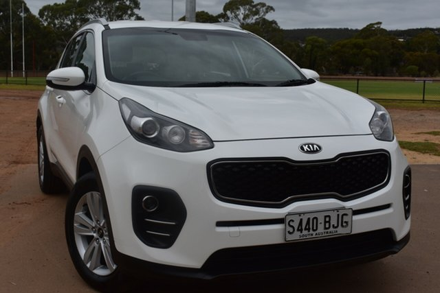Used Kia Sportage SL MY15 Si 2WD St Marys, 2015 Kia Sportage SL MY15 Si 2WD White 6 Speed Sports Automatic Wagon