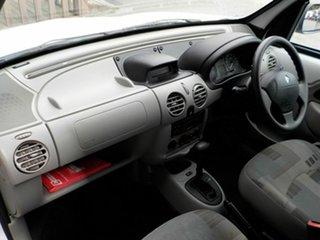 2006 Renault Kangoo F76 White 4 Speed Automatic Van