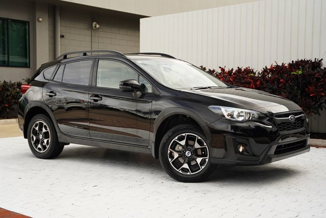 Used Subaru XV G5X MY18 2.0i-L Lineartronic AWD Cairns, 2018 Subaru XV G5X MY18 2.0i-L Lineartronic AWD Black 7 Speed Constant Variable Wagon