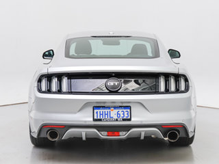 2017 Ford Mustang FM MY17 Fastback GT 5.0 V8 Silver 6 Speed Automatic Coupe