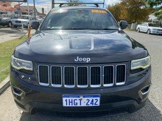 2013 Jeep Grand Cherokee WK MY14 Laredo (4x4) Blue 8 Speed Automatic Wagon.