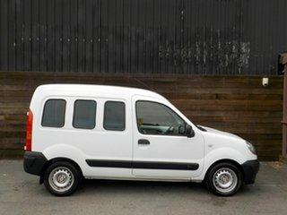 2006 Renault Kangoo F76 White 4 Speed Automatic Van.