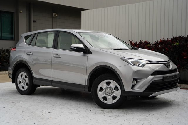 Used Toyota RAV4 ZSA42R GX 2WD Cairns, 2018 Toyota RAV4 ZSA42R GX 2WD Silver 7 Speed Constant Variable Wagon