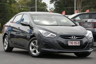 2015 Hyundai i40 VF4 Series II Active D-CT Grey 7 Speed Sports Automatic Dual Clutch Sedan.