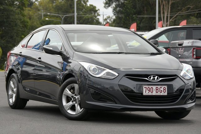 Used Hyundai i40 VF4 Series II Active D-CT Aspley, 2015 Hyundai i40 VF4 Series II Active D-CT Grey 7 Speed Sports Automatic Dual Clutch Sedan