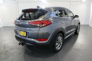 2017 Hyundai Tucson TL2 MY18 Elite D-CT AWD Grey 7 Speed Sports Automatic Dual Clutch Wagon