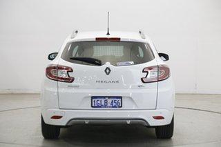 2016 Renault Megane III K95 Phase 2 GT-Line Sportwagon EDC White 6 Speed