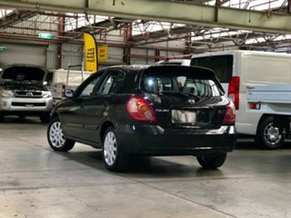 2005 Nissan Pulsar N16 S2 MY2004 Q Black 4 Speed Automatic Hatchback