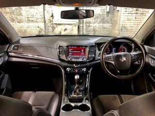 2015 Holden Commodore VF II MY16 SV6 Sportwagon Green 6 Speed Sports Automatic Wagon