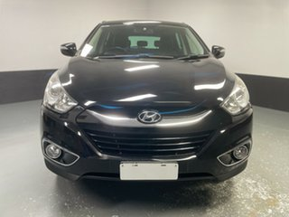 2013 Hyundai ix35 LM2 SE Black 6 Speed Sports Automatic Wagon.