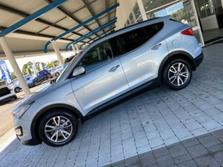 2013 Hyundai Santa Fe Elite Blue Sports Automatic Wagon