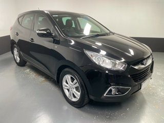 2013 Hyundai ix35 LM2 SE Black 6 Speed Sports Automatic Wagon