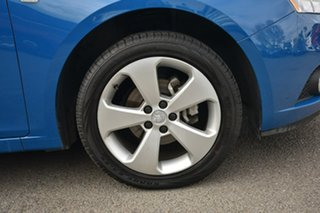 2013 Holden Cruze JH Series II MY13 Equipe Blue 5 Speed Manual Hatchback