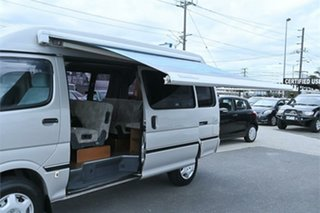 1999 Toyota HiAce KZH132V Super Custom Camping Grey Automatic Van.