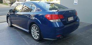 2011 Subaru Liberty MY11 2.5I Blue Continuous Variable Sedan